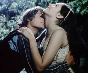 romeo and juliet, couple, and leonard whiting image