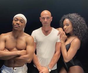 music video, josh levi, and normani image