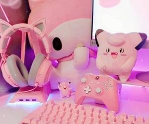 Gaming | Pink | Aesthetic | Pokémon {Not my image}