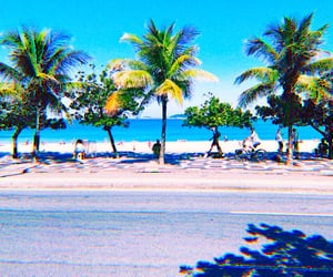 aesthetic, filter, and beach theme image