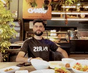 cafe, zakho, and diljar image