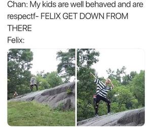 chris, felix, and meme image