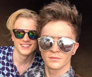music, jamesmcvey, and tristanevans image