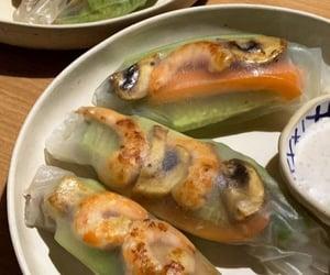 asian, food, and prawn image