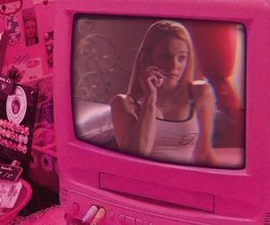 pink, tv, and regina george image