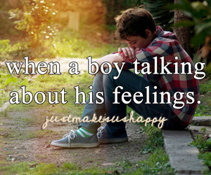 boy, love, and quote image