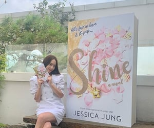 jessica, f(x), and soojung image