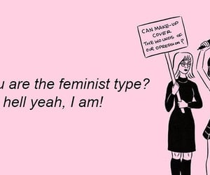 feminist, header, and joan of arc image
