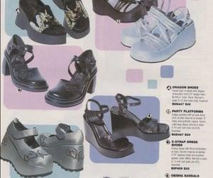 shoes, magazine, and aesthetic image