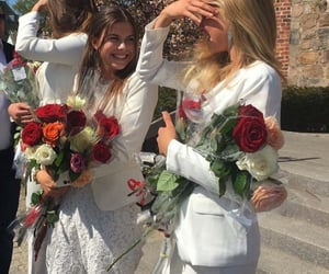 bridesmaids, chic, and classy image