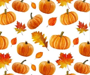 art, autumn, and nature image