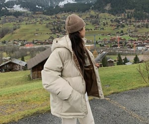 beige, goals, and mountains image