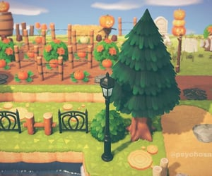 animal crossing, autumn, and games image