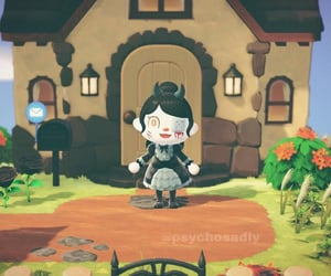 animal crossing, autumn, and disguise image