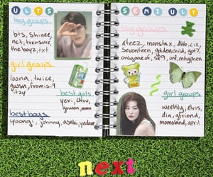 inspo, kpop, and layout image