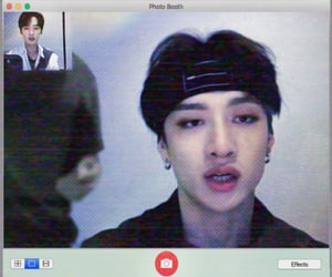 edit, kpop, and photobooth image