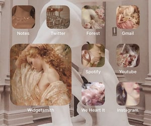 aesthetic, aphrodite, and art image