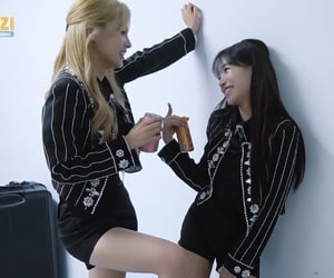 yuri, lq, and hyewon image