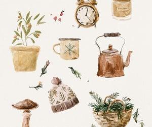 art, autumn, and cozy image