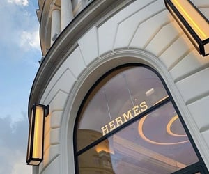 hermes, luxe, and luxury image