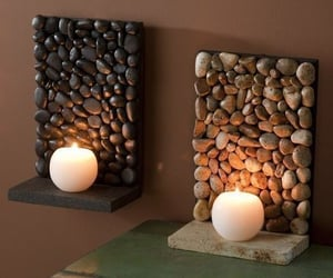 decoration, home, and candle image