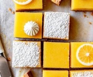 pie, delicious, and lemon image