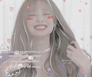 blackpink, jennie kim, and soft theme image