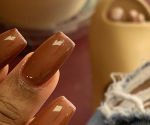 nails, white toes, and toes image