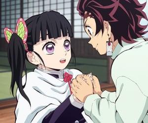 demon slayer, anime, and kimetsu no yaiba image