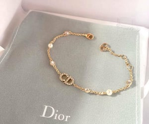 dior, accessories, and bracelet image