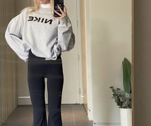 emma chamberlain, outfit, and nike image