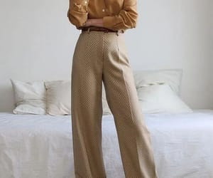city girl, nail it, and high waist pants image