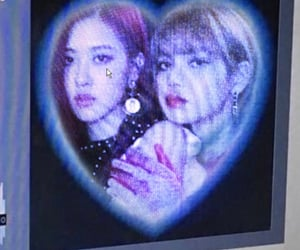 lisa, rose, and chaelisa image