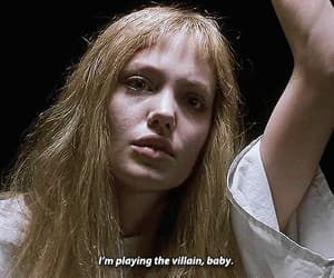 Angelina Jolie, gif, and girl interrupted image