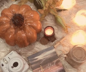 book, fall vibes, and autumn image