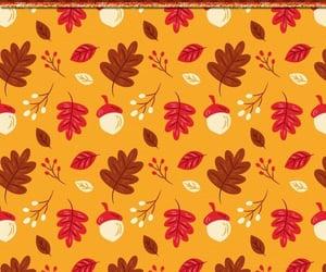 acorn, aesthetic, and autumn image