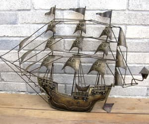 boat, etsy, and wall plaque image