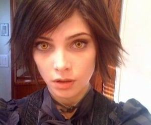 alice cullen, eyes, and twilight image