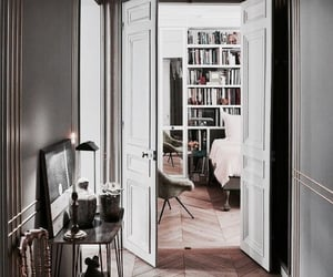 decor, interior design, and sitting room image