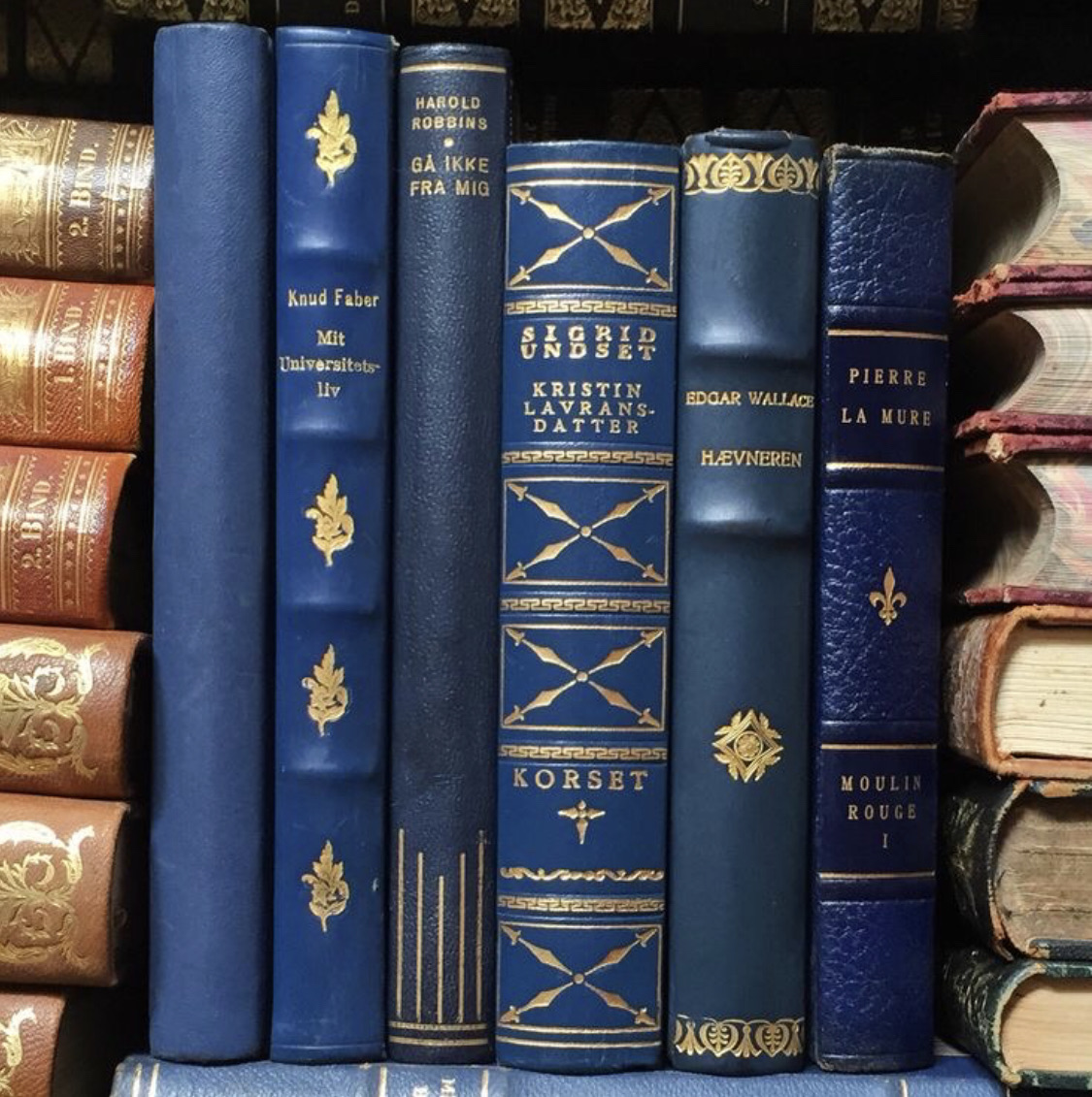 blue, books, and ravenclaw image