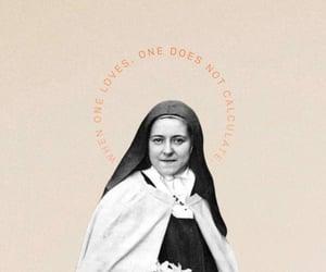 Catholic, france, and saint image