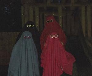 dark, ghost, and Halloween image