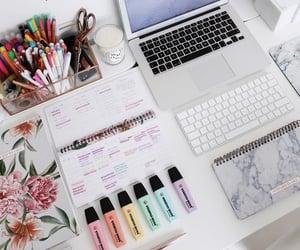 desk and inspiration image