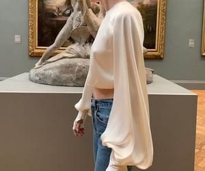 museum, amanda, and fashion image