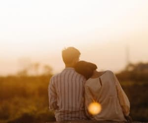 article, couples, and love image
