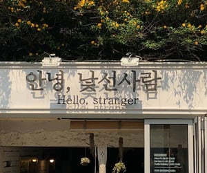 aesthetic, cafe, and korea image