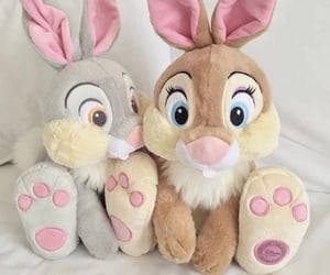 cute, bunny, and disney image
