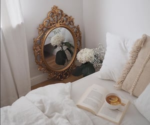 bedroom, fashion, and interior image