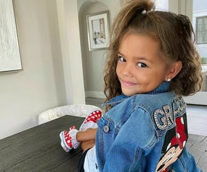 baby girl, beautiful, and disney image
