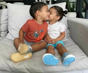 kisses, boy boys, and cute cuteness image
